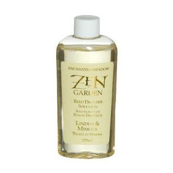Enchanted Meadow Zen Reed Diffuser 4 oz. Refill - Linden & Mimosa