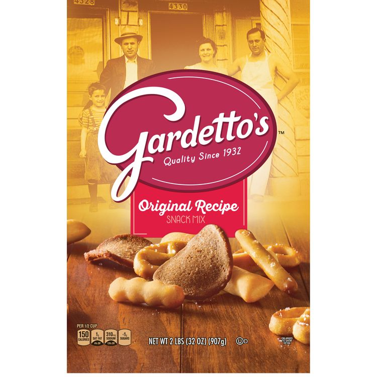Gardetto's Original Recipe Snack Mix, 32 oz