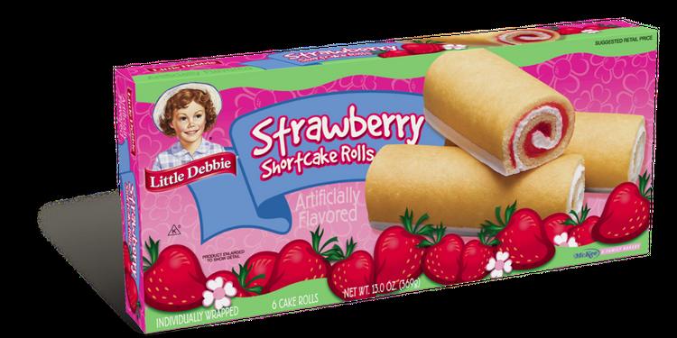 Little Debbie® Strawberry Shortcake Rolls