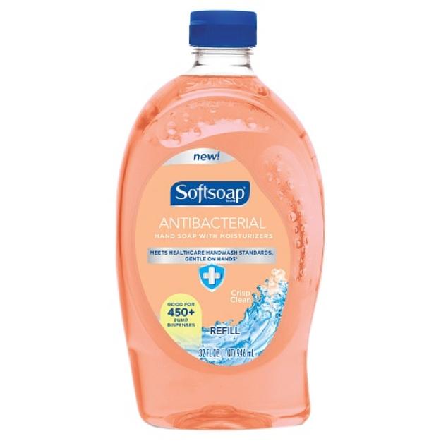 Softsoap® Naturals Antibacterial Liquid Hand Soap Refill