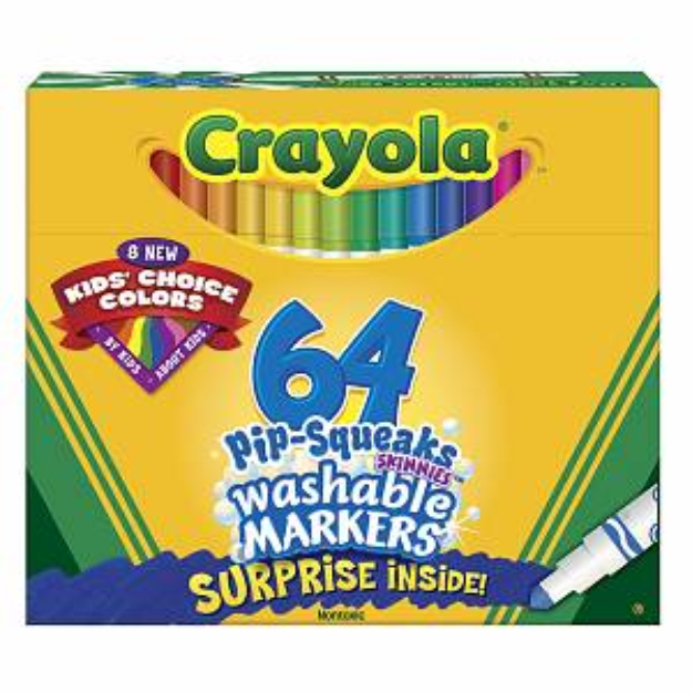 Crayola Pip Squeaks Markers