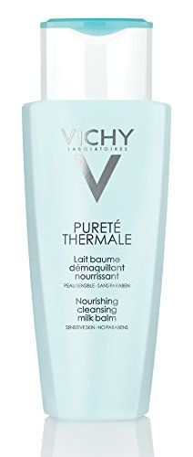 Vichy Pureté Thermale Cleansing Milk Balm Makeup Remover
