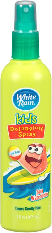 White Rain® Kids Zany Watermelon Detangling Spray