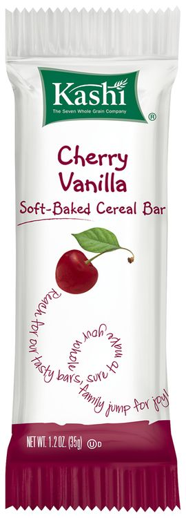 Kashi® Cherry Vanilla Cereal Bar