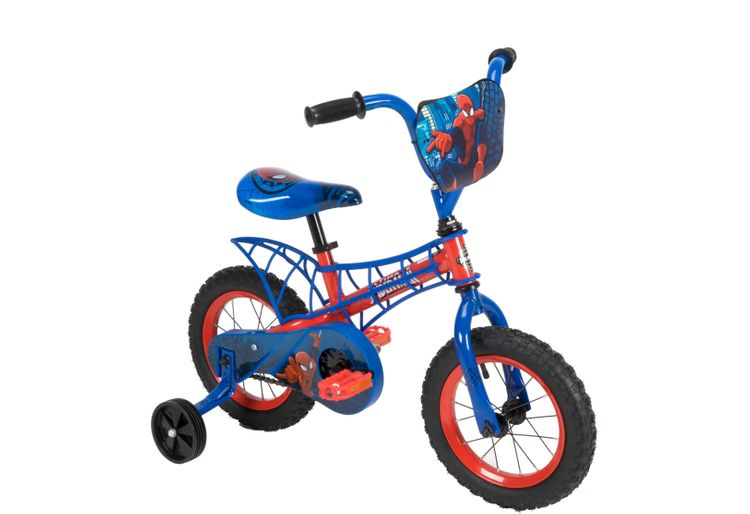 "Huffy Corp. Spiderman 12"" Bike"