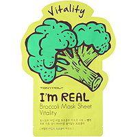 Tony Moly I'm Real Broccoli Mask