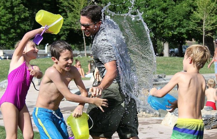 No Pool? No Problem: 3 Ways to Cool Off this Summer Without a Pool