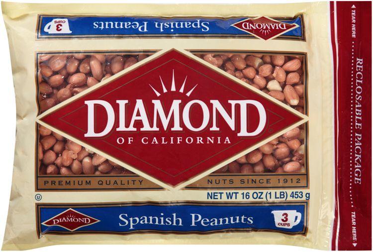 diamond® of california spanish peanuts
