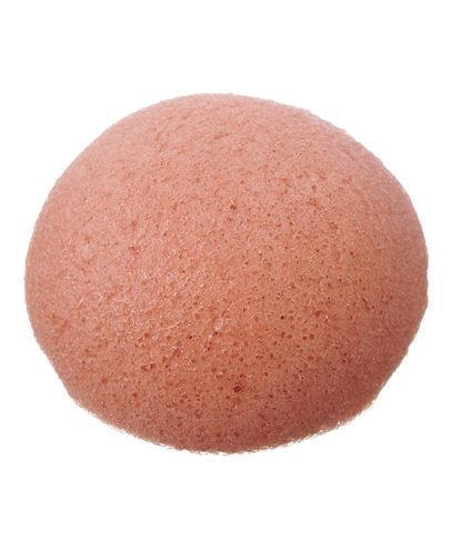 The Konjac Sponge Company Konjac Sponge Puff with Added French Red Clay