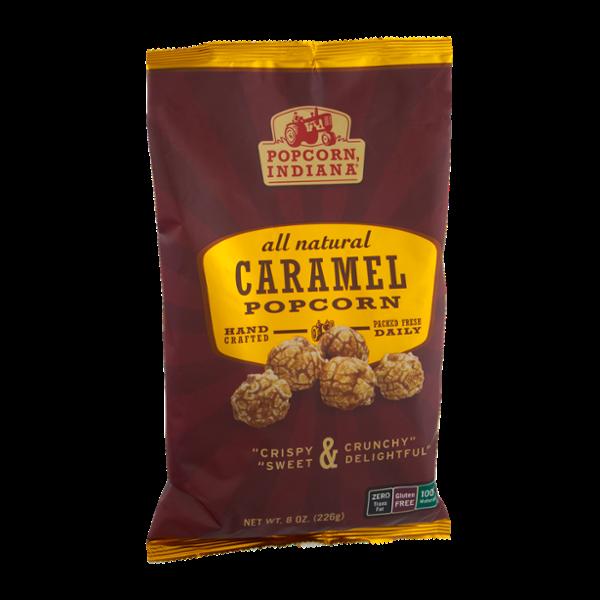 Popcorn Indiana All Natural Caramel Popcorn