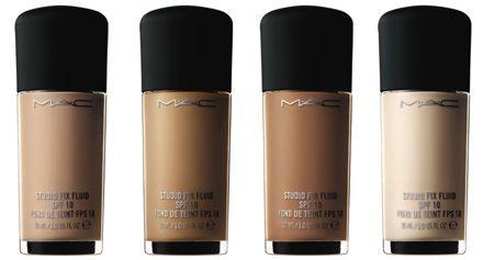 M.A.C Cosmetics Studio Fix Fluid Foundation