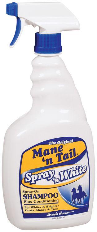 Mane 'n Tail The Original Spray & White Plus Conditioning Spray-On Shampoo
