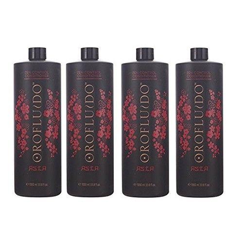 Orofluido Asia Zen Control Conditioner 33.8 oz/1000ml (Set of 4)