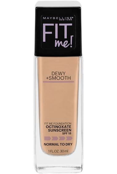 Maybelline Fit Me® Dewy + Smooth Foundation