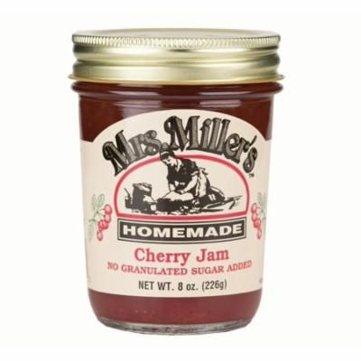 Mrs. Miller's No Sugar Cherry Jam 8 oz. (3 Jars)