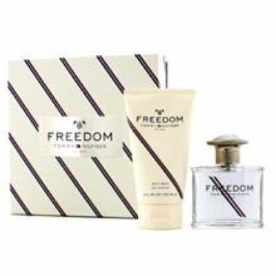 Hilfiger Tommy Freedom Coffret: Eau De Toilette Spray 50ml/1.75oz + Body Wash Gel 150ml/5oz For Men