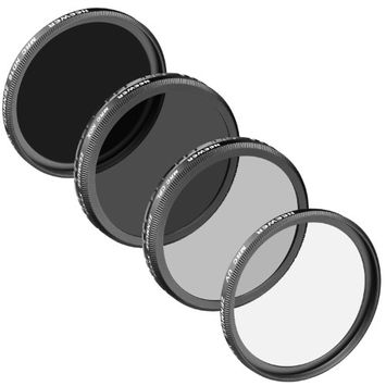 Neewer for DJI Zenmuse X5 Inspire 1, Pro Filter Set includes: UV Filter CPL Filter ND16 Filter