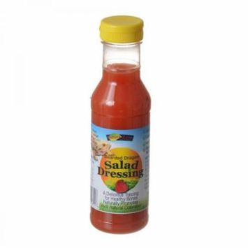 Nature Zone Bearded Dragon Salad Dressing 12 oz - Pack of 4