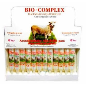 Bio Complex Purified Placenta Sheep Leave in Hair Conditioner 12 Applications