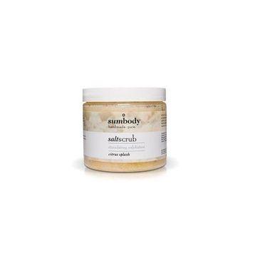 Sumbody Sumbody Pacific Sea Salt Scrub - Citrus Splash 16 fl oz - 16 fl oz