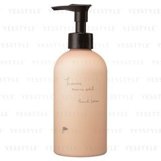 @cosme nippon - Horse Mane Oil Hand Lotion (Scent of Woody Herb) 250ml