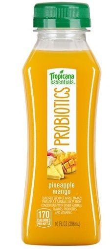 Tropicana® Probiotics Pineapple Mango