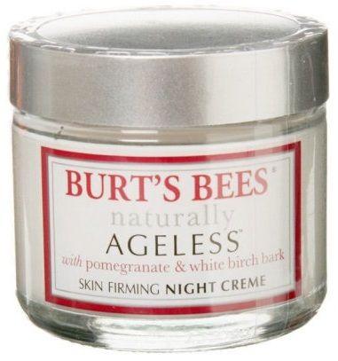 Burt's Bees Naturally Ageless Hydrating Night Cream
