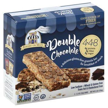 Bakery On Main 275829 Double Chocolate Granola Bars