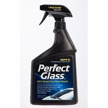 Hope's Perfect Glass Automotive Glass Cleaner, 32 ounce