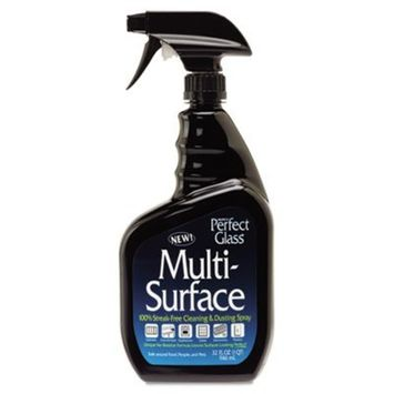 HOPE'S Perfect Glass Multi-Surface Cleaner, 32-Ounce
