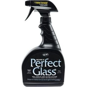 Hope's reg; Perfect Glass, Glass Cleaner, Fresh and Clean Scent, 32 oz. (Pack of 2)