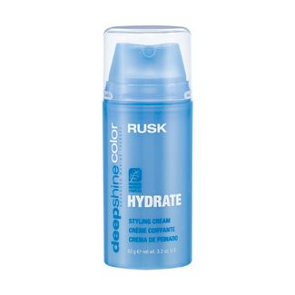 Rusk Deepshine Color Hydrate Styling Cream 3.2oz