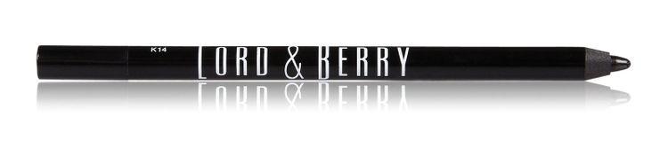 Lord & Berry Polish Eye Pencil - Black