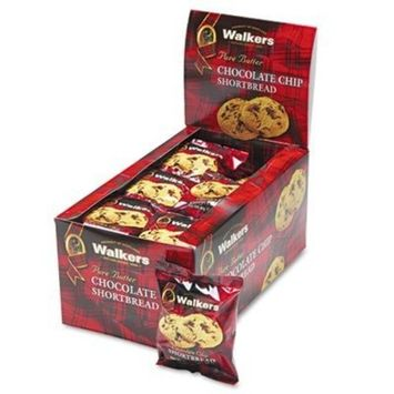 Office Snax W536 Cookies,Individually Packed, 24PK/BX, Chocolate Chip