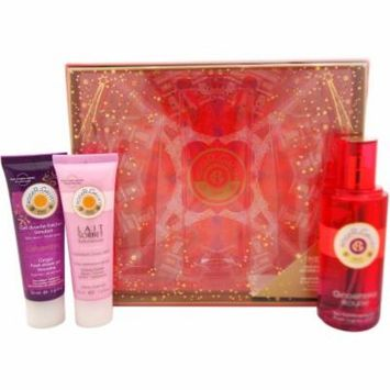 Roger & Gallet Gingembre Rouge Gift Set, 3 pc