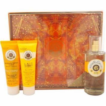 Roger & Gallet Bois D'Orange Gift Set, 3 pc