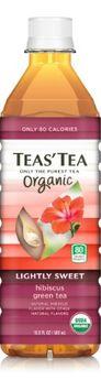 Teas Tea TEA, OG2, GREEN, HIBISCUS, (Pack of 12)
