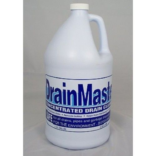 DrainMaster Single Gallon Concentrated Drain Cleaner