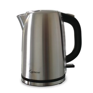 Capresso H2O Stainless Steel 7-cup (56-ounce) Electric Water Kettle