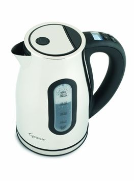 Capresso H2O PRO 7-Cup Programmable Water Kettle