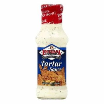 Louisiana Tartar Sauce, 10.5 OZ (Pack of 12)