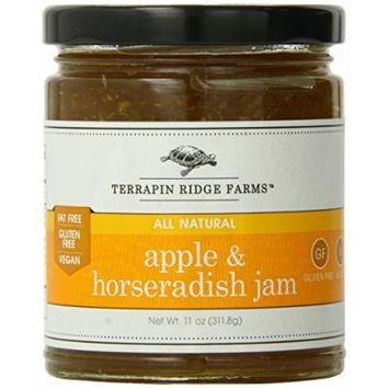 Terrapin Ridge Farms Apple Horseradish Jam, 11 Ounce