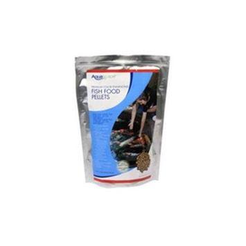 Aquascape Inc Aquascape 98875 Premium Color Enhancing Fish Food Pellets 2 Kg