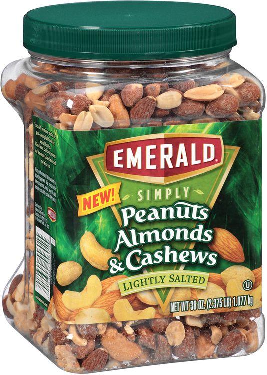 Emerald® Lightly Salted Peanuts, Almonds, & Cashews