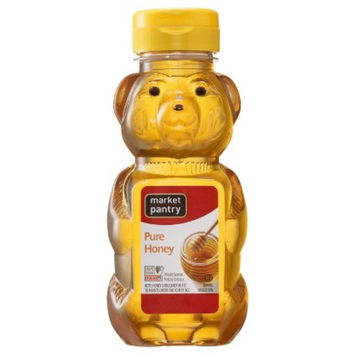 market pantry Market Pantry Pure Honey Bear 12 oz