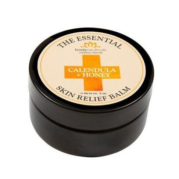 The Essential Calendula Salve with PNW Honey Bodyceuticals 2 oz Salve