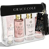Grace Cole Vanilla Blush & Peony Travel Set