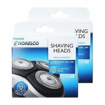 Norelco SH30 (2 pack) Shaver Replacement Heads