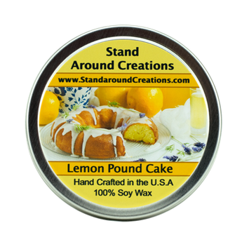 LEMON POUND CAKE TIN 8-OZ.