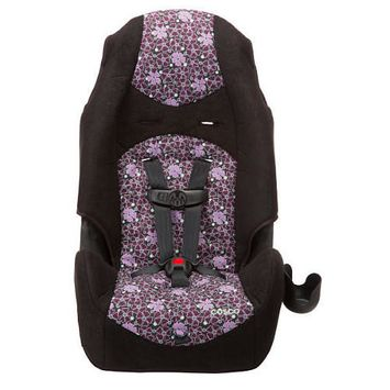 Cosco Highback 2-in-1 Booster Car Seat - Sugar Plum